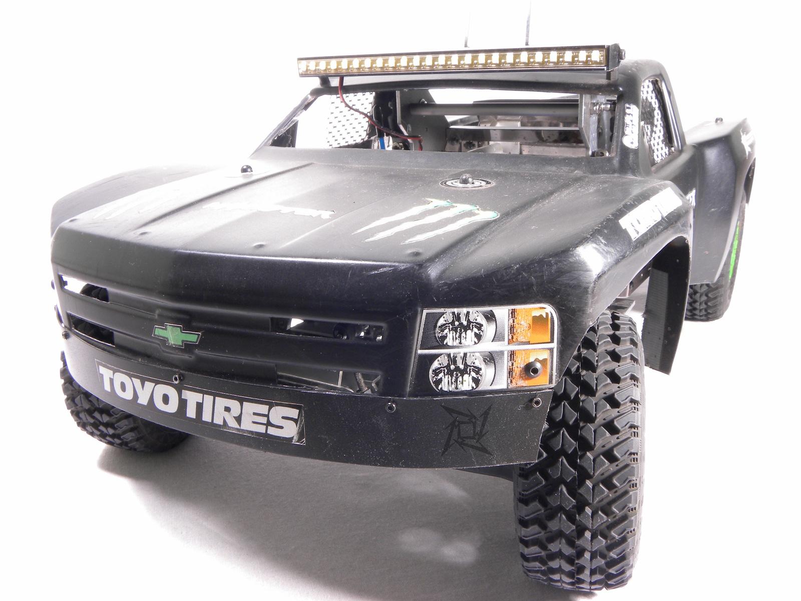 Custom BJ Baldwin's Trophy Truck :: RC Garage